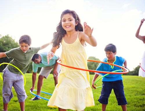 Increase Your Families Physical Activity