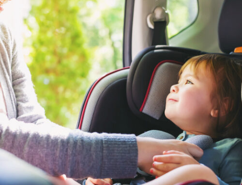 Car Seat & Booster Seat Tips for Texans